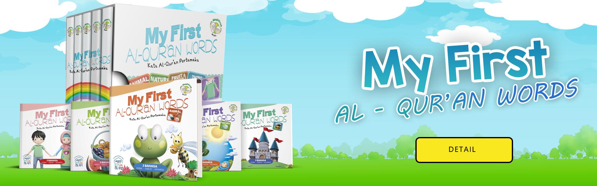 Jual Buku My First Alquran Words