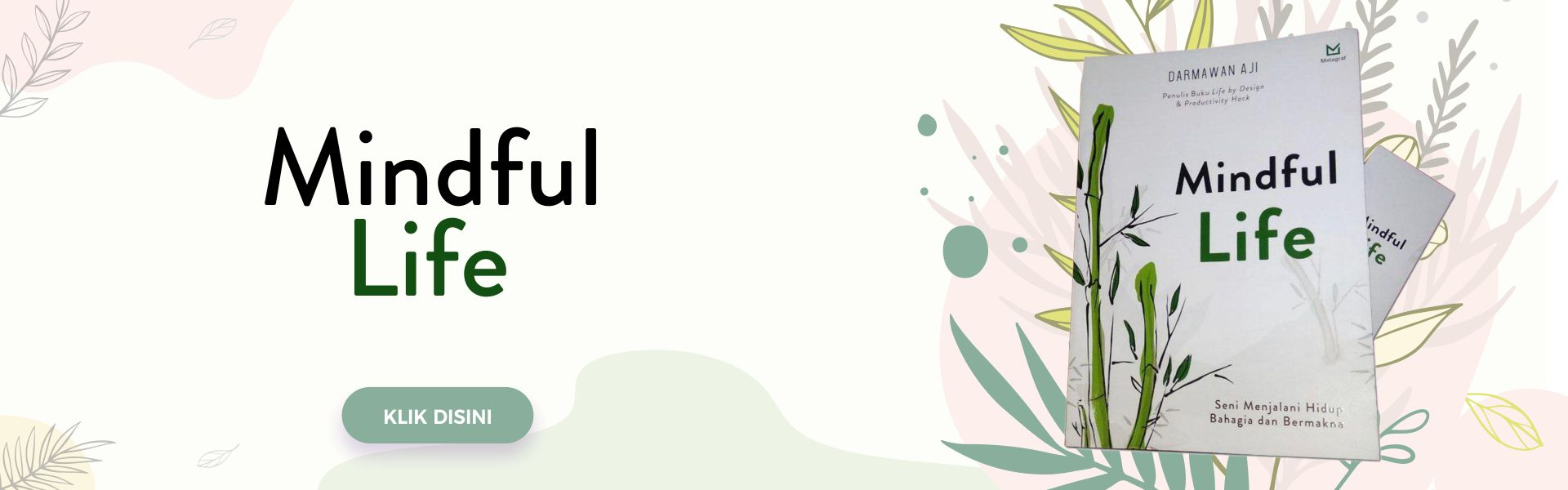 Banner Header Mindful Life