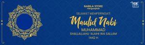 Banner Web Maulid Nabi 2020