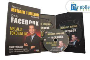 Buku Strategi Meraih 1 Miliar Pertama dari Facebook