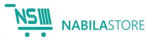 Logo Nabila Store
