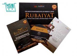 jual buku metode baca quran Rubaiya bandungt