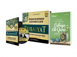 jual buku metode baca quran Rubaiyat
