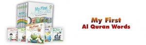 jual buku my first al qur'an words 2