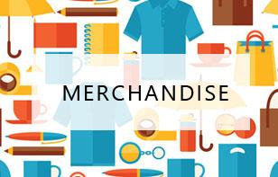 Jual Merchandise
